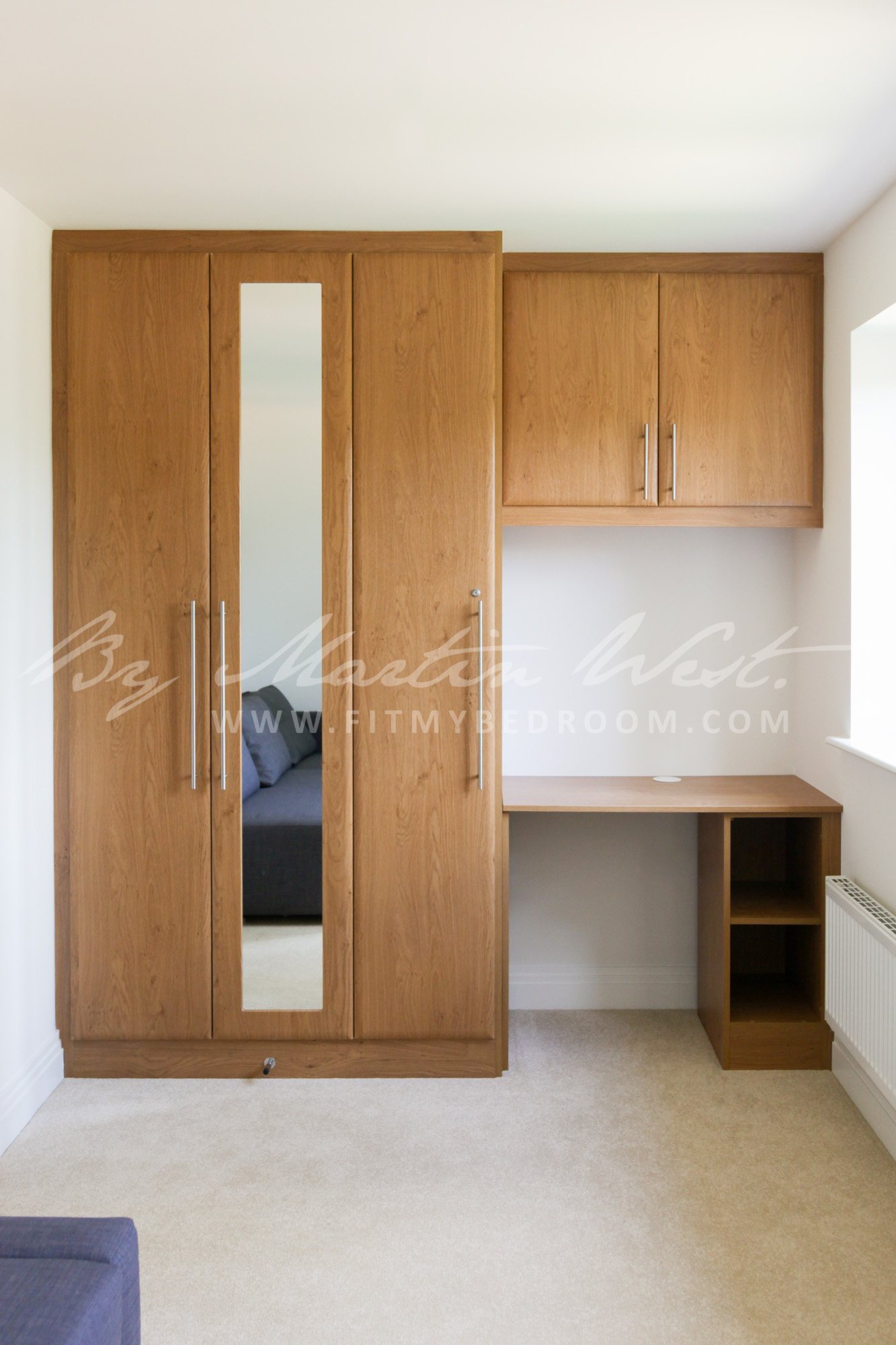 Sliding Wardrobe With Loft