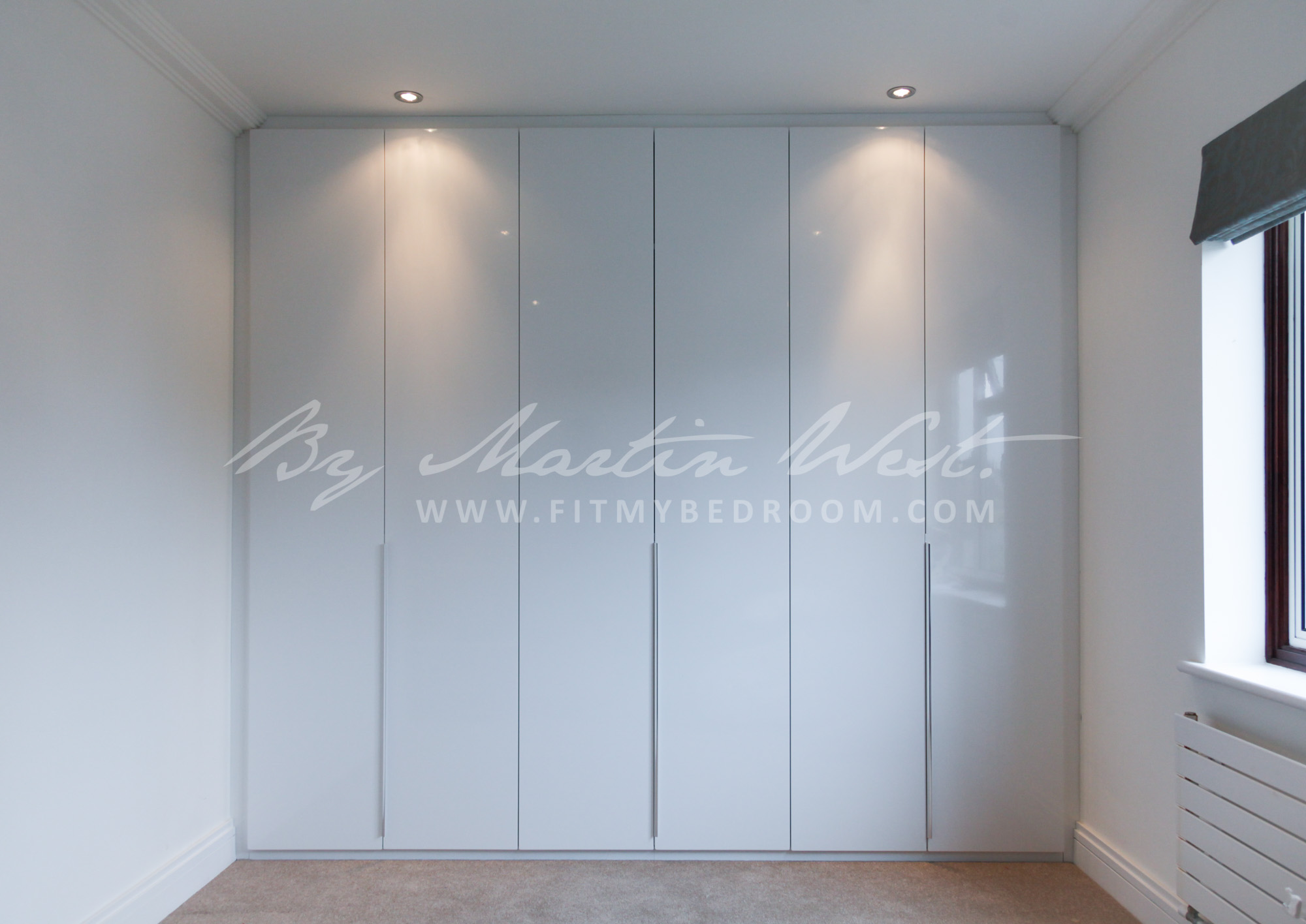 Fitted Wardrobes In Berkshire Martin West Interiors - Fitted wardrobes