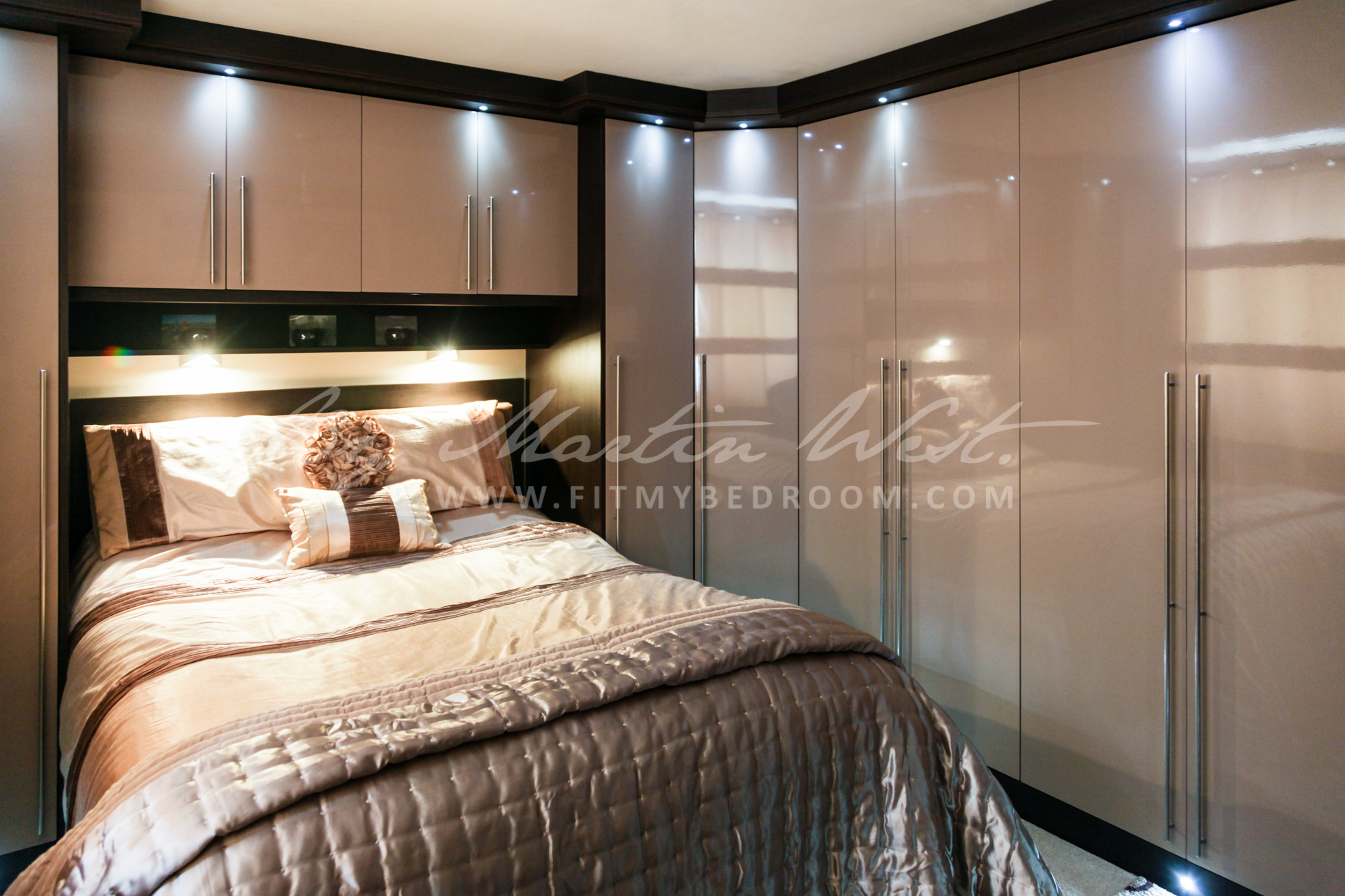 Quality Custom Made Ed Wardrobes By Martin West Interiors