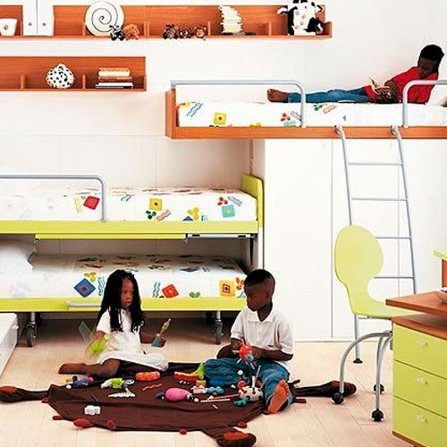 Colours You Should Use For A Unisex Children S Bedroom Martin West