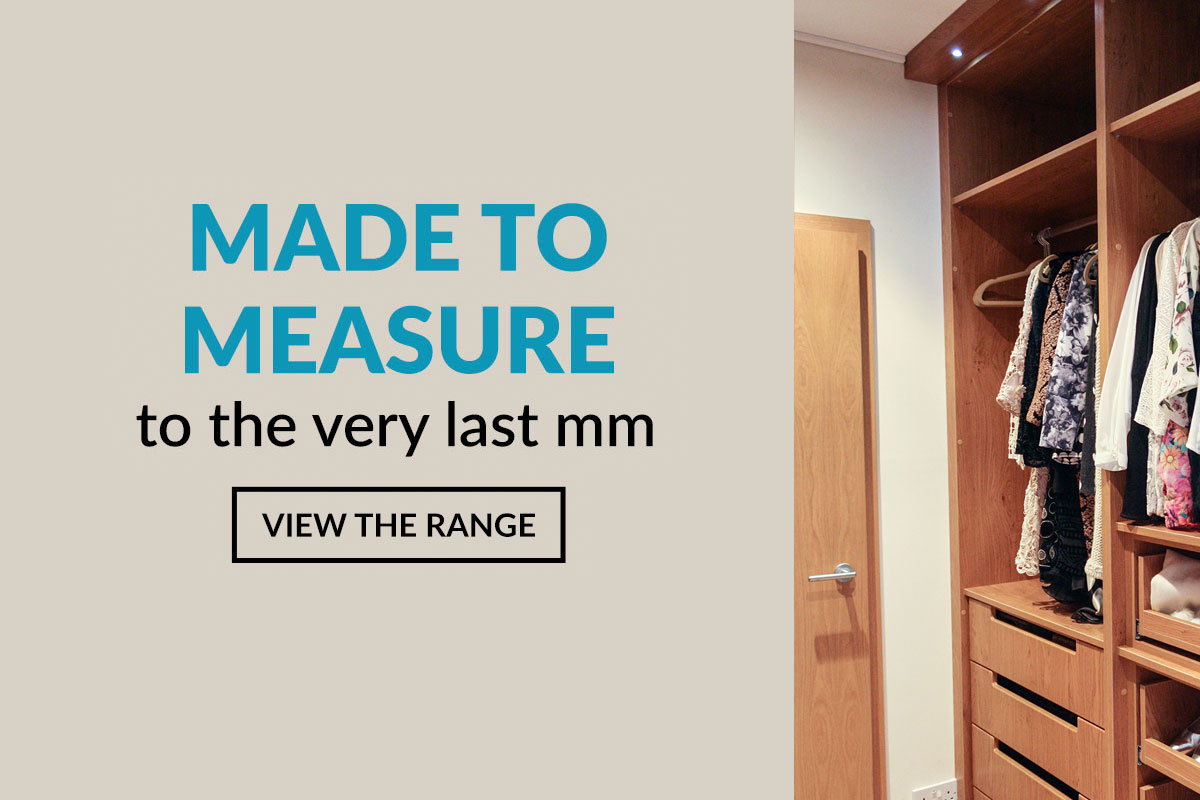 Bespoke Fitted Wardrobes Amp Bedroom Furniture From Martin